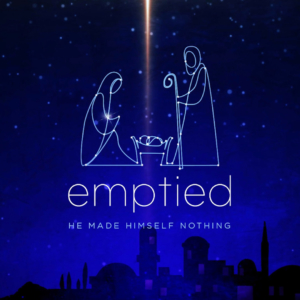 Mary - Emptied for God to Fill